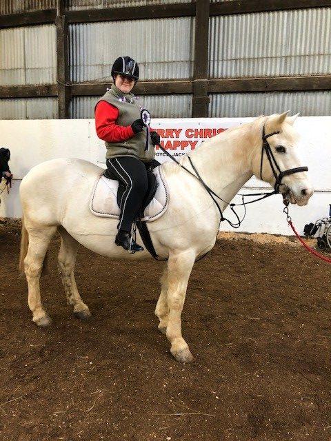 girl-on-white-horse