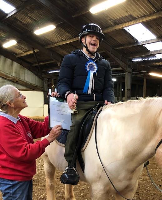 man-on-white-horse
